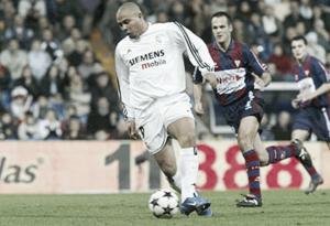 Ronaldo, Figo y el orgullo del Eibar