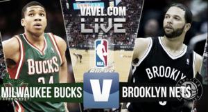 Resultado Milwaukee Bucks vs Brooklyn Nets (96-73)