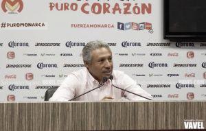 """Roberto Hernández: """"Hoy destaco la entrega"""""""