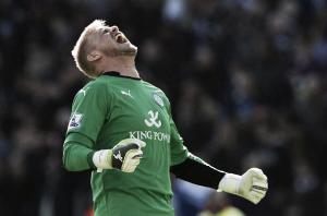 Puntuaciones del Leicester City - Swansea City, jornada 33 de la Premier League