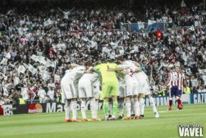 Siete partidos después, Europa volvió a teñir Madrid de blanco