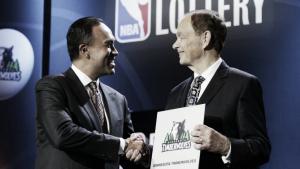 La lotería del Draft 2015 sonríe a Timberwolves y Lakers