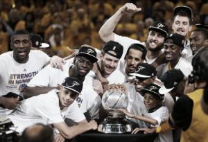 Golden State, campeón de la Conferencia Oeste: luchará con Cleveland por el anillo