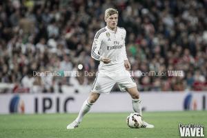 Kroos, debutante con más victorias en la historia de la Liga BBVA