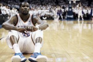 """Kevin Durant: """"Me encantaría ver mi camiseta retirada en los Thunder"""""""