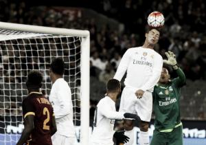 Real Madrid - AS Roma, puntuaciones Real Madrid, partido de pretemporada