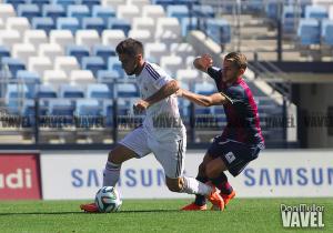 Real Madrid Castilla – Gimnástica Segoviana: segunda prueba de nivel