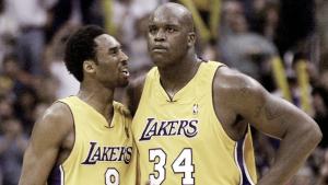 Bryant y O'Neal se arrepienten en público de sus problemas en los Lakers