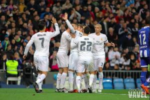 Real Madrid - Deportivo: puntuaciones del Real Madrid, jornada 19 de Liga BBVA