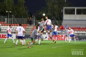El Castilla golea al Rayo Majadahonda en el primer encuentro de Ramis en el Di Stéfano