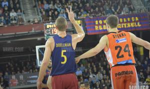 El Barça recurrirá a Apelación la canasta de Doellman