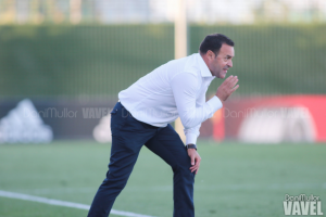 """José María Salmerón: """"Hemos sido merecedores de estar en Segunda División A"""""""