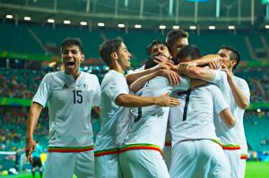 Erick Gutiérrez salva a México del fracaso ante Fiji