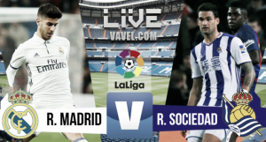 Resumen Real Madrid 3-0 Real Sociedad en La Liga 2017