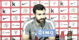 """Mikel Balenziaga: """"Vamos con mentalidad ganadora"""""""
