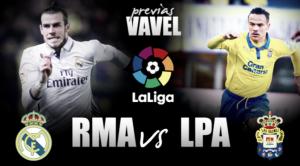 Previa Real Madrid - Las Palmas: cuando la fiesta no acompaña al fútbol