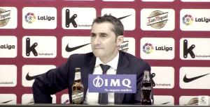 """Ernesto Valverde: """"Ha sido un partido bastante completo"""""""