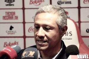 """Roberto Hernández: """"El arbitraje influyó un poco"""""""