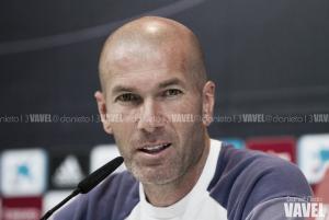 """Zidane: """"Lo que hace Isco no lo pueden hacer todos"""""""