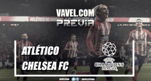 Champions League - Atletico vs Chelsea, notte di gala