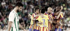 Nueve goles, dos equipos y un espectáculo llamado fútbol