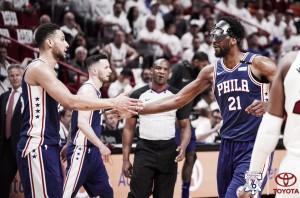 El semáforo de NBA VAVEL: Philadelphia 76ers - Miami Heat