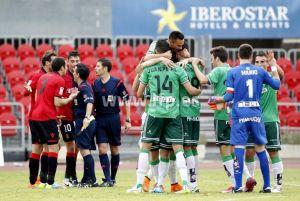 El Mallorca regala el partido al Racing