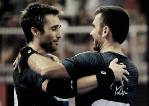 Bela y Lima vuelven a reinar en el Alicante Open 2017