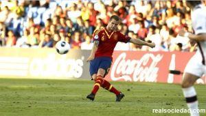 Iñigo Martínez regresa a la selección