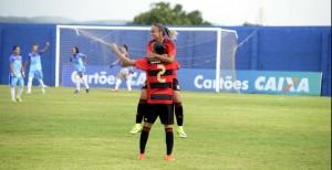 Em duelo pernambucano, Sport vence Vitória pelo Brasileirão Feminino