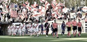 Rayo Vallecano - Barça B, puntuaciones del Rayo Vallecano, jornada 15 de Segunda División
