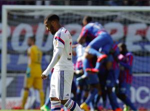Ligue 1 : Lyon tombe à Caen
