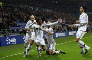 Lyon inaugure son stade de la meilleure des manières !