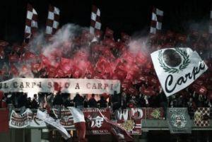 Serie B: verso la 39° giornata, a Carpi si festeggia la promozione