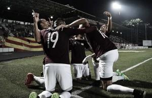 Carabobo FC remontó y se metió en semifinales