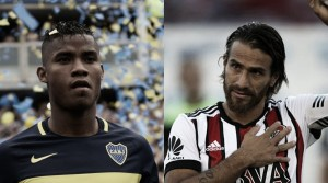 Cara a cara: Wilmar Barrios vs Leonardo Ponzio