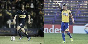 Cara a cara: Jonathan Calleri vs Fabio Escobar