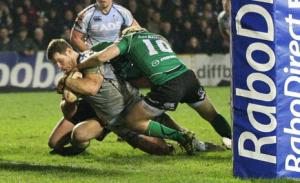 Old failings haunt Connacht