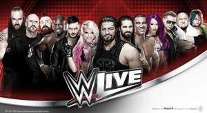 WWE actualiza la cartelera para los eventos en España