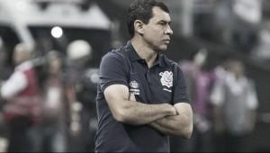 Após vitória polêmica, Carille pede mais fair play para 'melhoria no futebol'