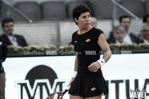 """Carla Suárez: """"El año pasado en Roland Garros me metí demasiada presión"""""""