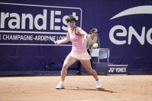 Carla Suárez empieza a pensar en Roland Garros