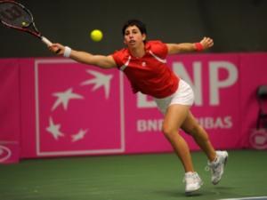 Carla Suárez abrirá la eliminatoria de Fed Cup ante Misaki Doi