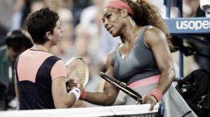 Carla Suárez vs Serena Williams: lucha por hacer historia