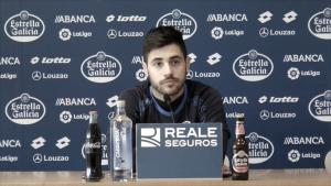 """Carles Gil: """"Nuevo entrenador, nueva etapa"""""""
