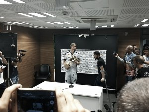 """Herói do Carioca, Carli exalta trabalho do Botafogo: """"Merecíamos um título"""""""