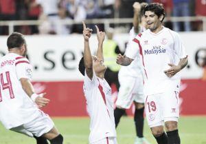 Bacca sigue marcando y el Sevilla sigue ganando