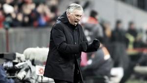 Ancelotti celebra triunfo sobre Leipzig e exalta início avassalador do Bayern