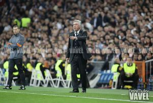 "Ancelotti: ""Pedimos perdón, sabemos quehemos jugado muy mal"""