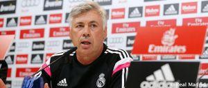"""Ancelotti: """"No tengo necesidad de fichar"""""""